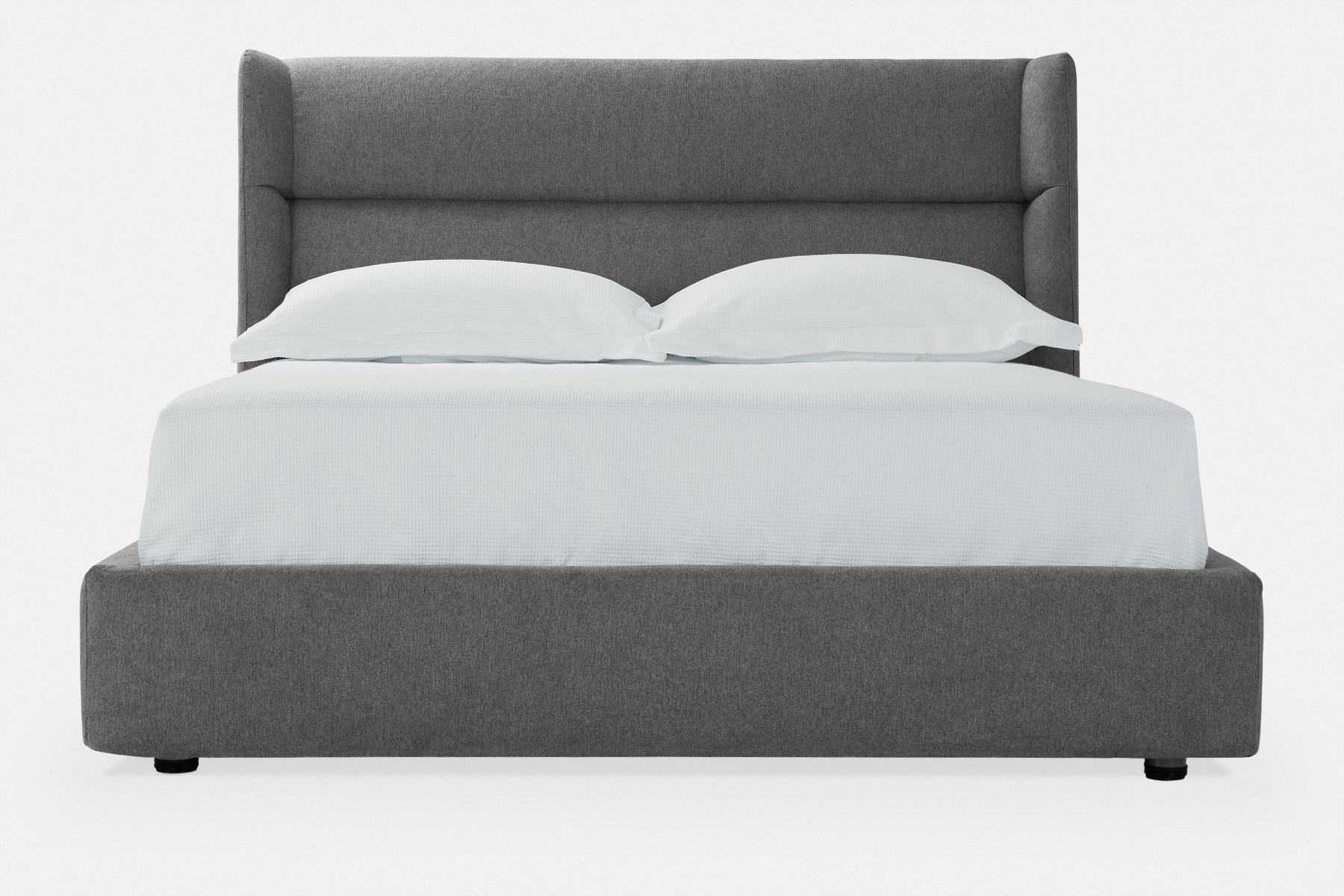 Benjamin Upholstered Bed With Storage Maison Corbeil