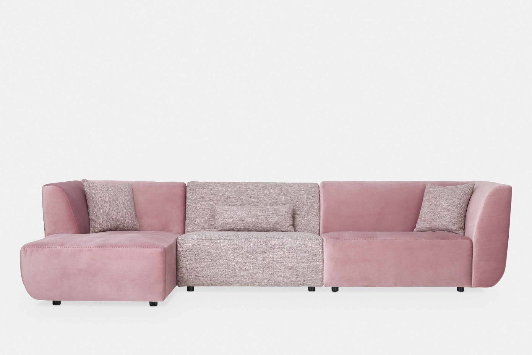 Picture of: Brooklyn Sectional Sofa Maison Corbeil