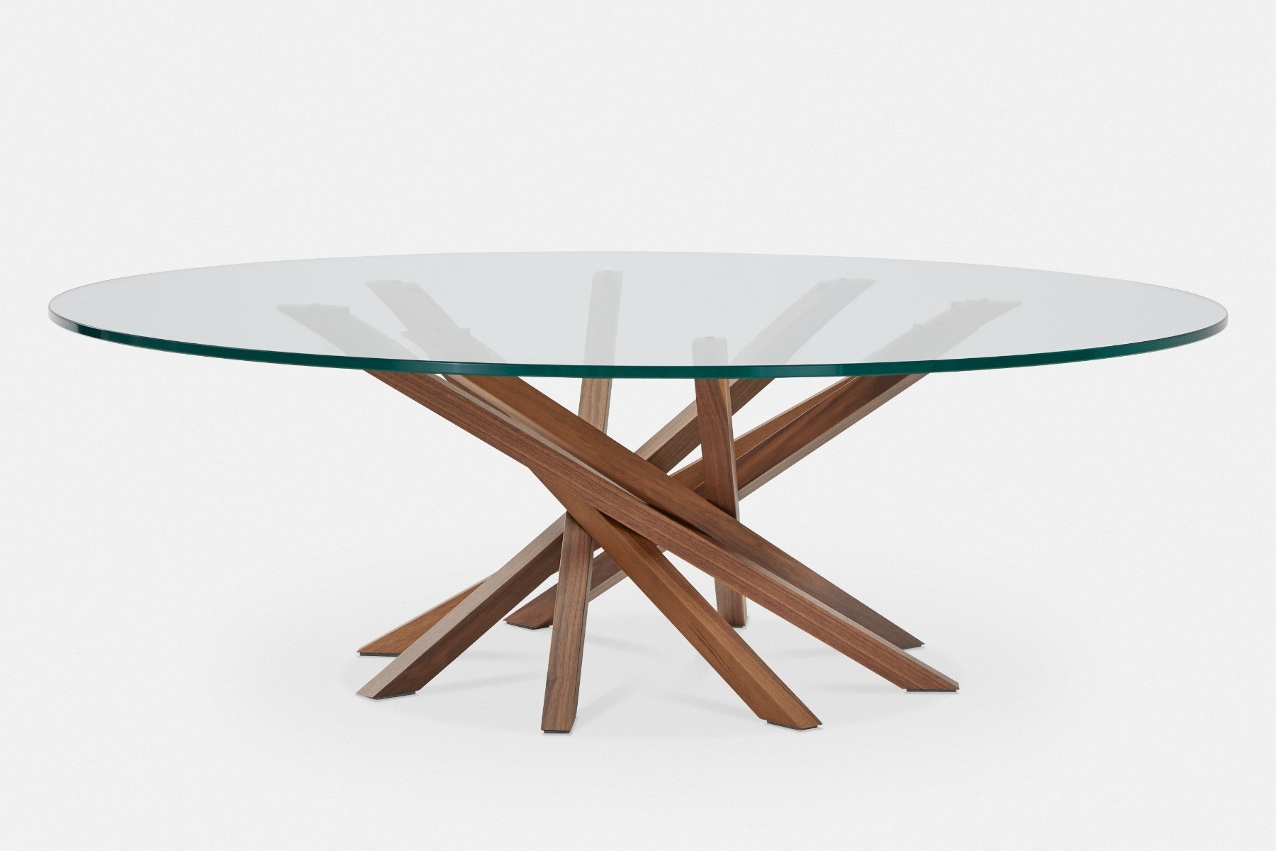 Cool Atari Coffee Table With Architectural Base Maison Corbeil Machost Co Dining Chair Design Ideas Machostcouk