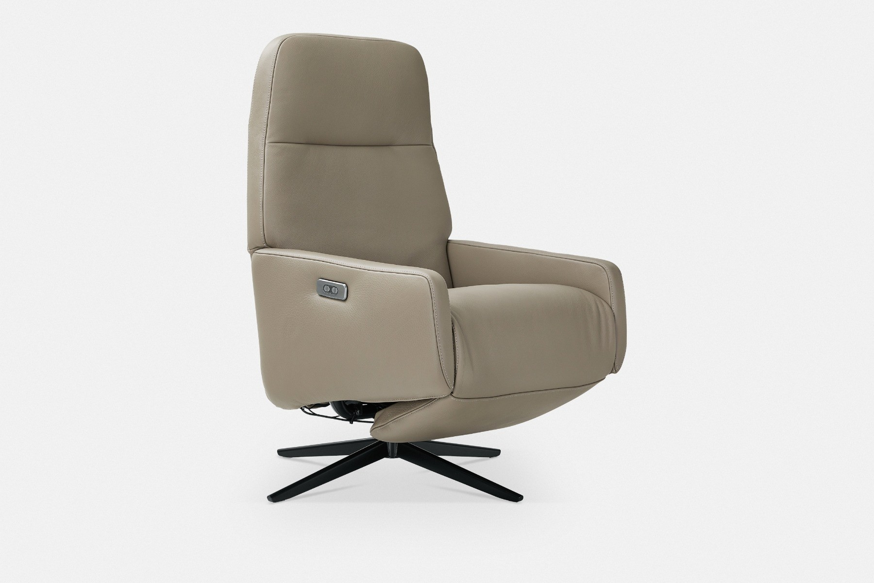 Fabulous Camillo Power Recliner With Integrated Footrest Maison Customarchery Wood Chair Design Ideas Customarcherynet