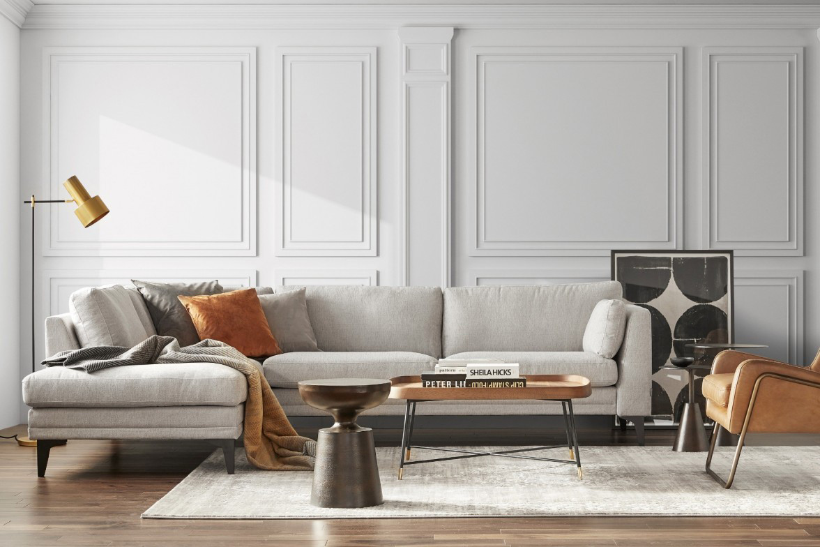 Sectional Sofas, Designed to Fit your Life | Maison Corbeil ...