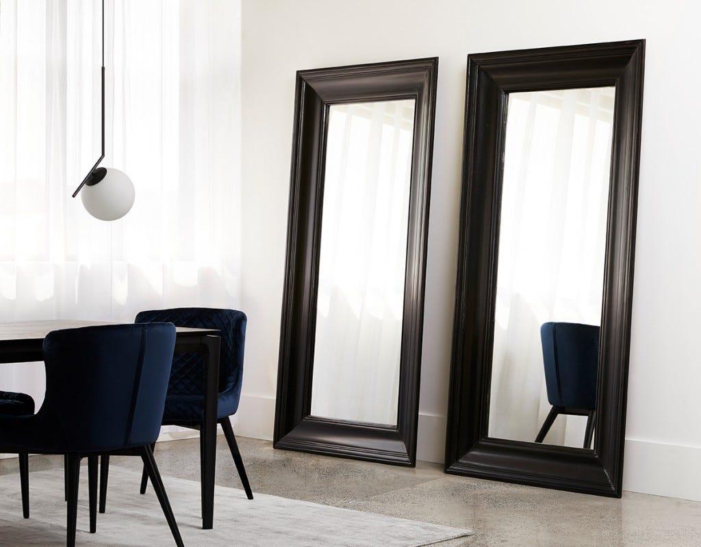 Papier Peint Effet Miroir comment habiller votre mur de salle à manger? | maison