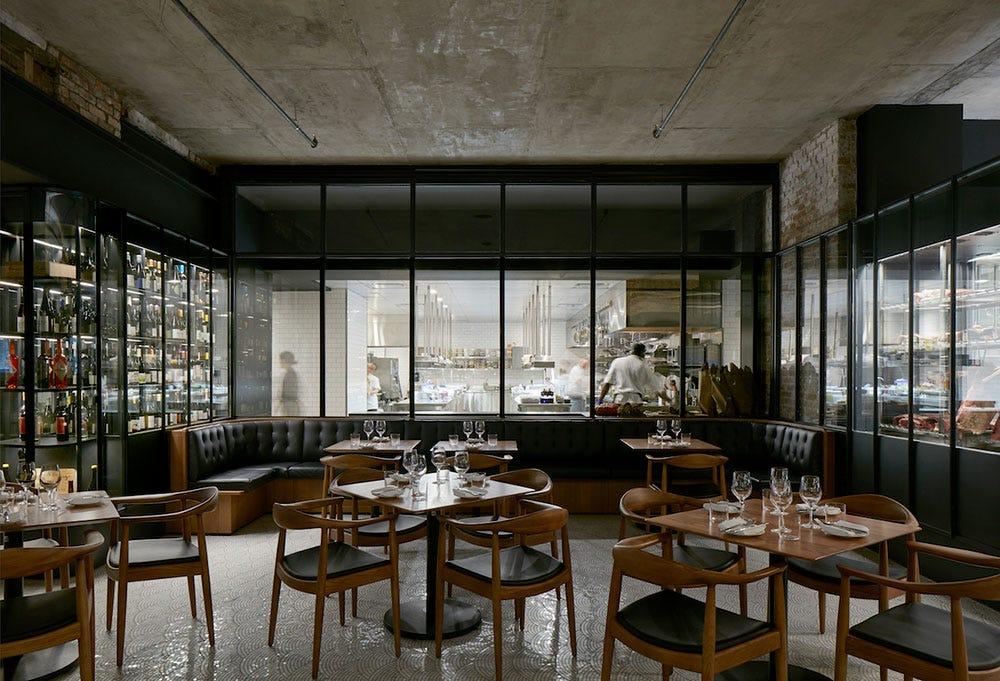 Restaurant Monarque